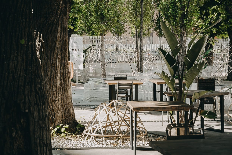 Il giardino del Mediterraneo al MAXXI