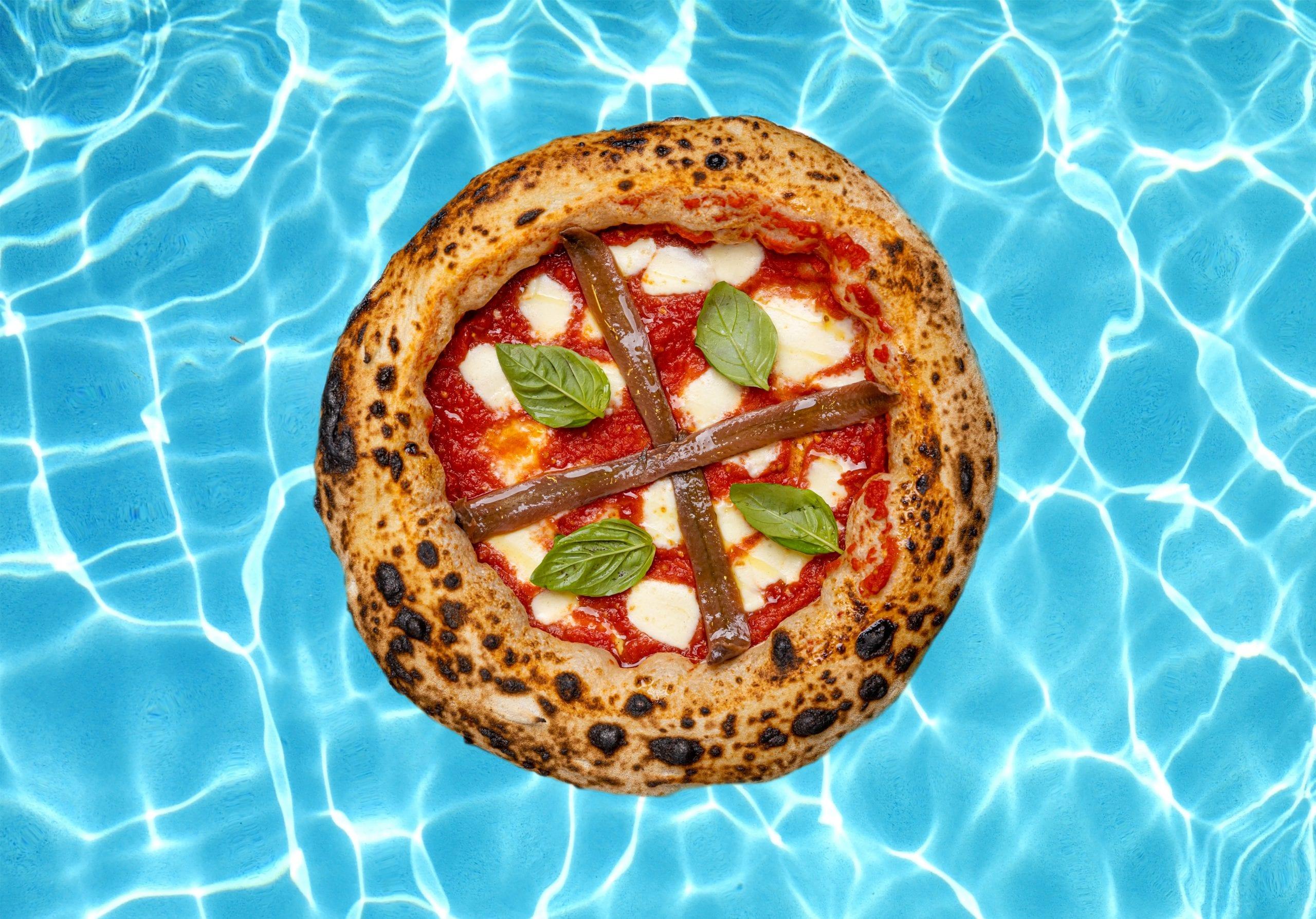 Le pizze di Luca Issa da Rosciolino