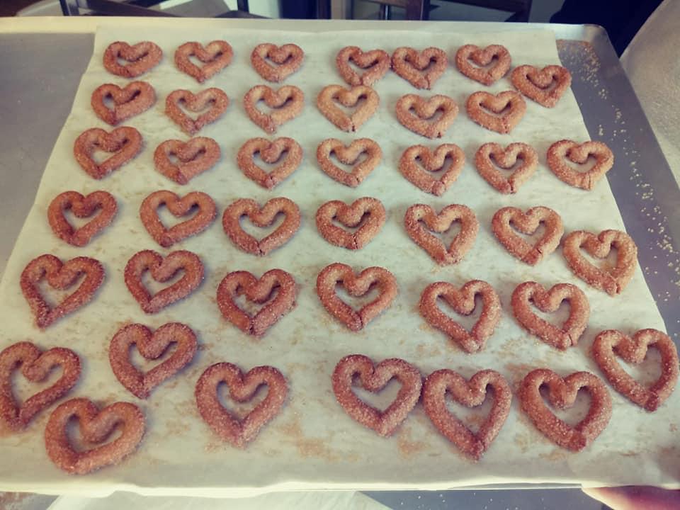 i biscotti valdostani di C'era una volta