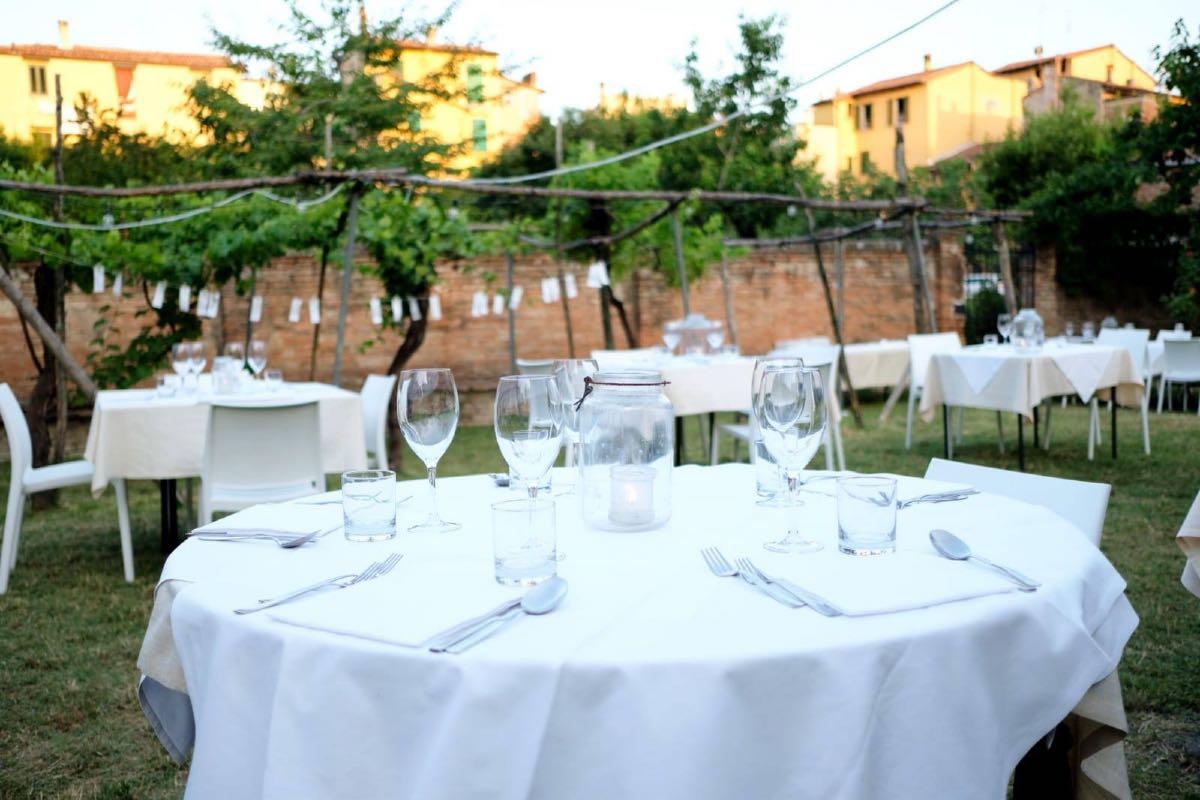 Scaccomatto agli Orti - Mangiare all'aperto Bologna