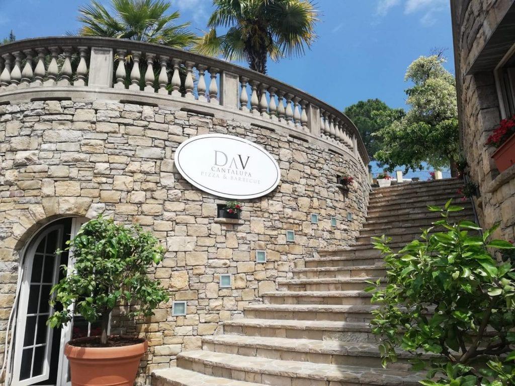 L'ingresso di DaV Cantalupa