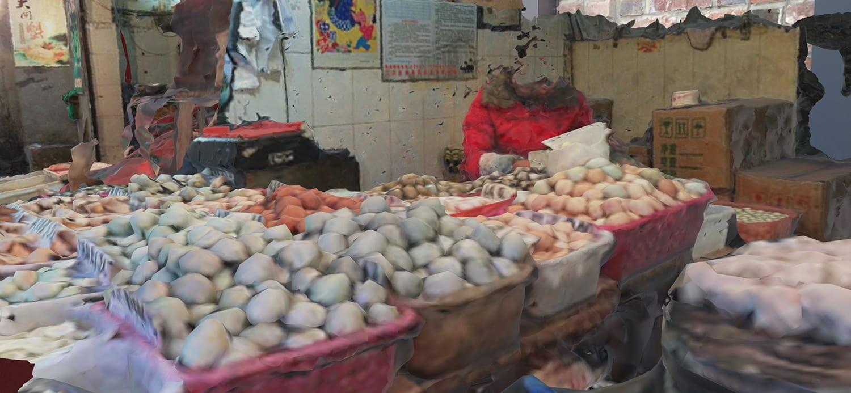 Banco del mercato di Wuhan