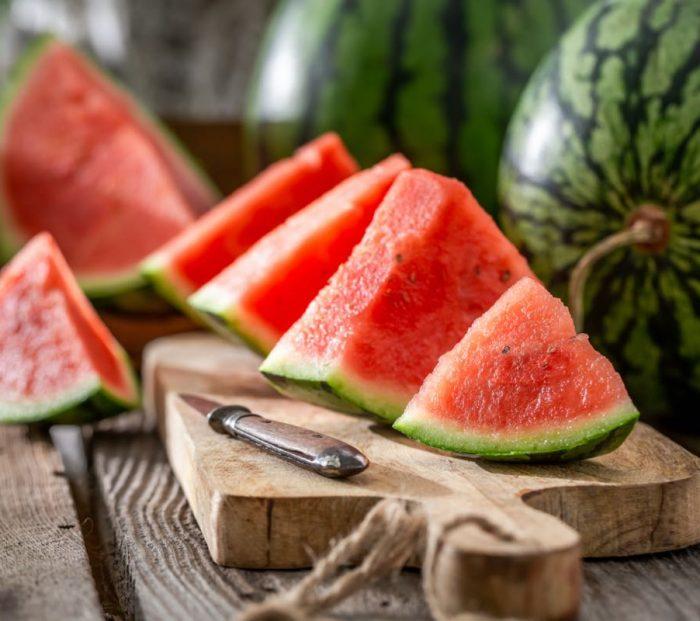 Frutta di stagione. Luglio: l'anguria e una ricetta per stupire gli ospiti