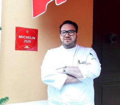 Agostino Iacobucci: i nuovi piatti nascono nell'orto