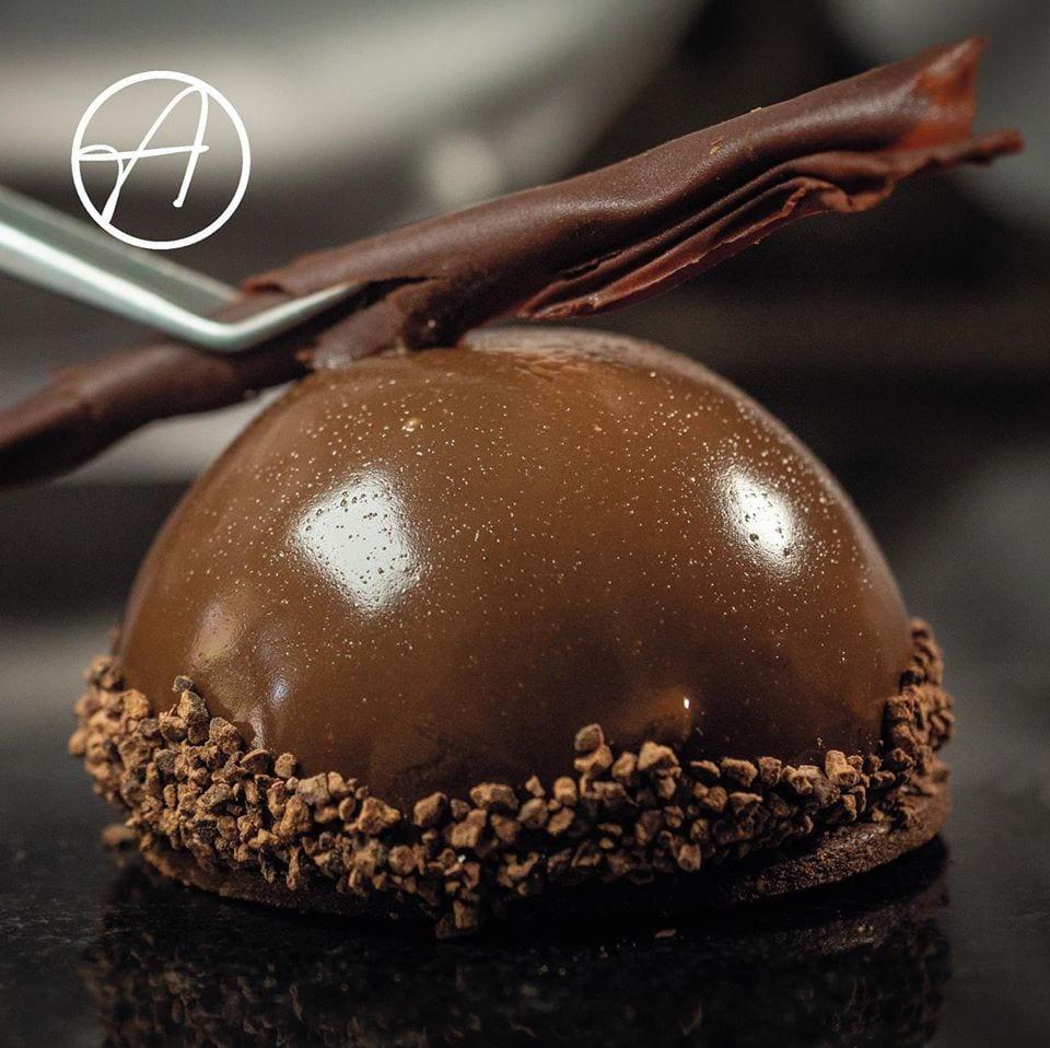 Monoporzione cioccolato e liquirizia di Allure