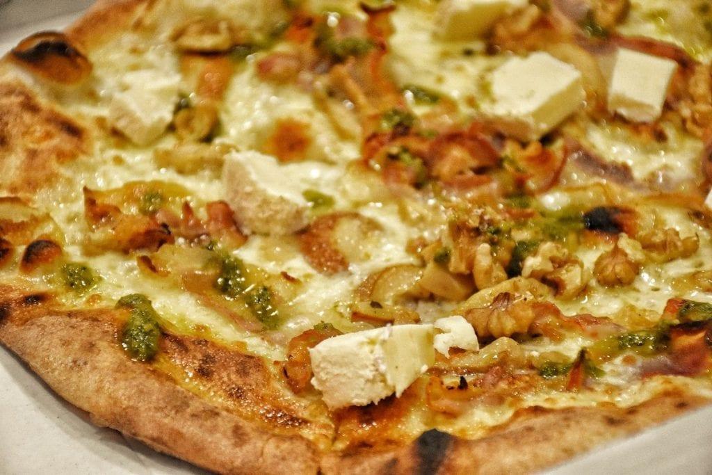 Pizza de Il Brigante