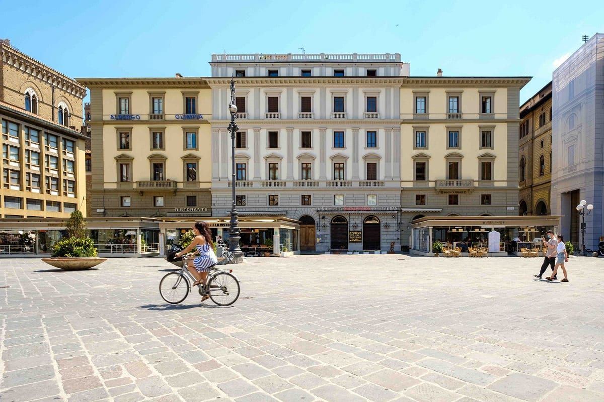 Piazza della Repubblica, Firenze