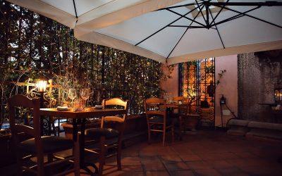 La terrazza di Giulia Restaurant di sera