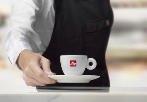 tazzina espresso illy