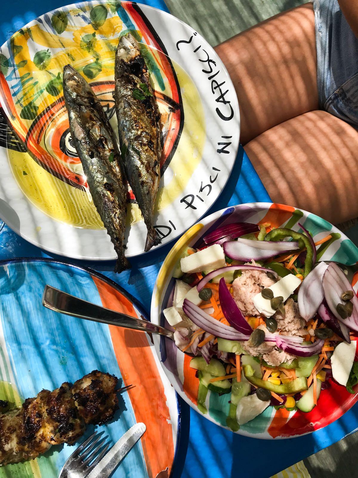 cibo siciliano