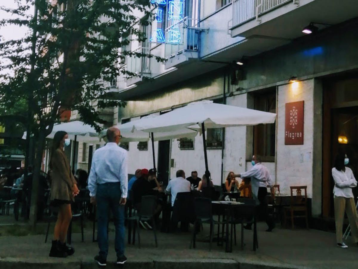 La Flegrea - pizzerie Torino