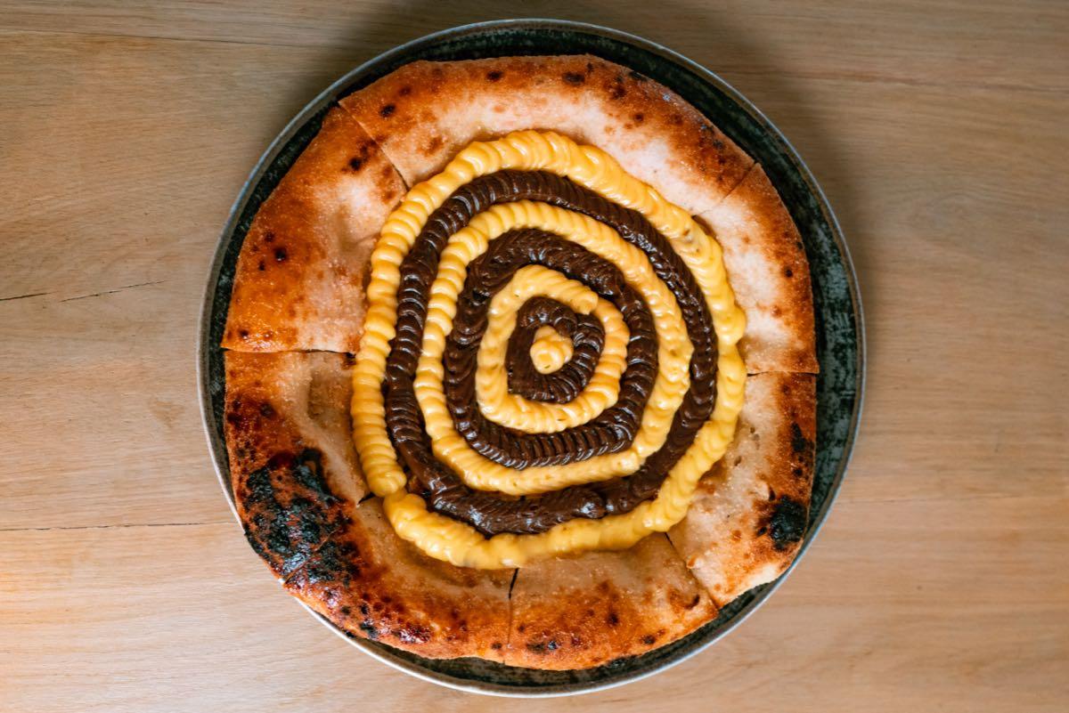 Come cambia il dessert in pizzeria. La zuppa inglese di Gianni di Lella