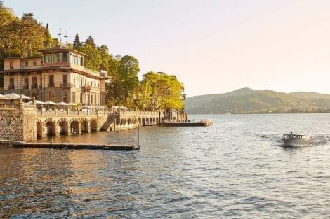 Lago di Como ristoranti: L'Aria del Mandarin Oriental