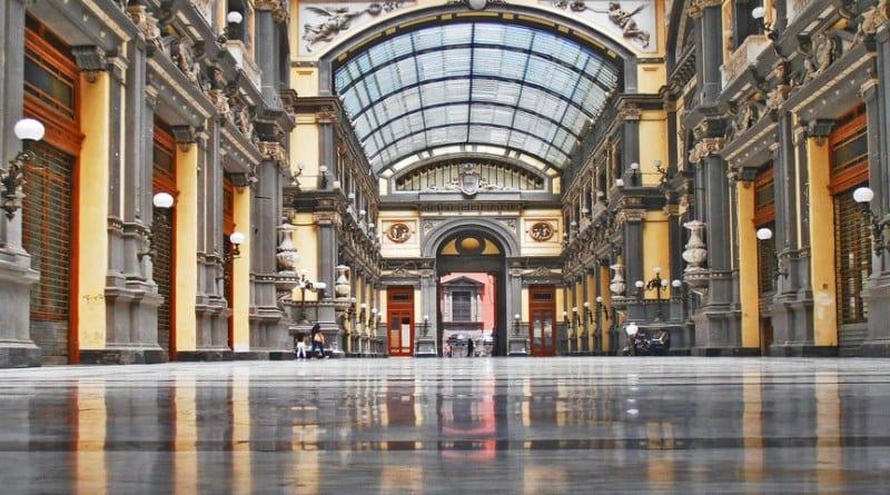 La Galleria Principe di Napoli