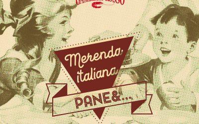 Merenda italiana: Pane &… Il progetto che riscopre lo spuntino buono e genuino