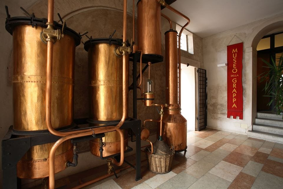 museo della grappa Poli