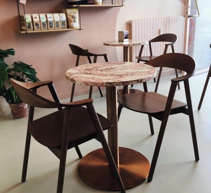 Nowhere COffee&Community, sala interna