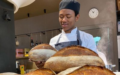 La storia di Mamadou Diallo di Panino.eat di Cagliari