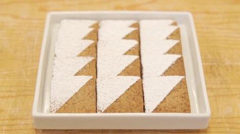 Biscotti senza glutine. La ricetta di Giulia Miatto e Rita Monastero