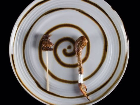 Davide Caranchini e il nuovo menu del ristorante Materia a Cernobbio