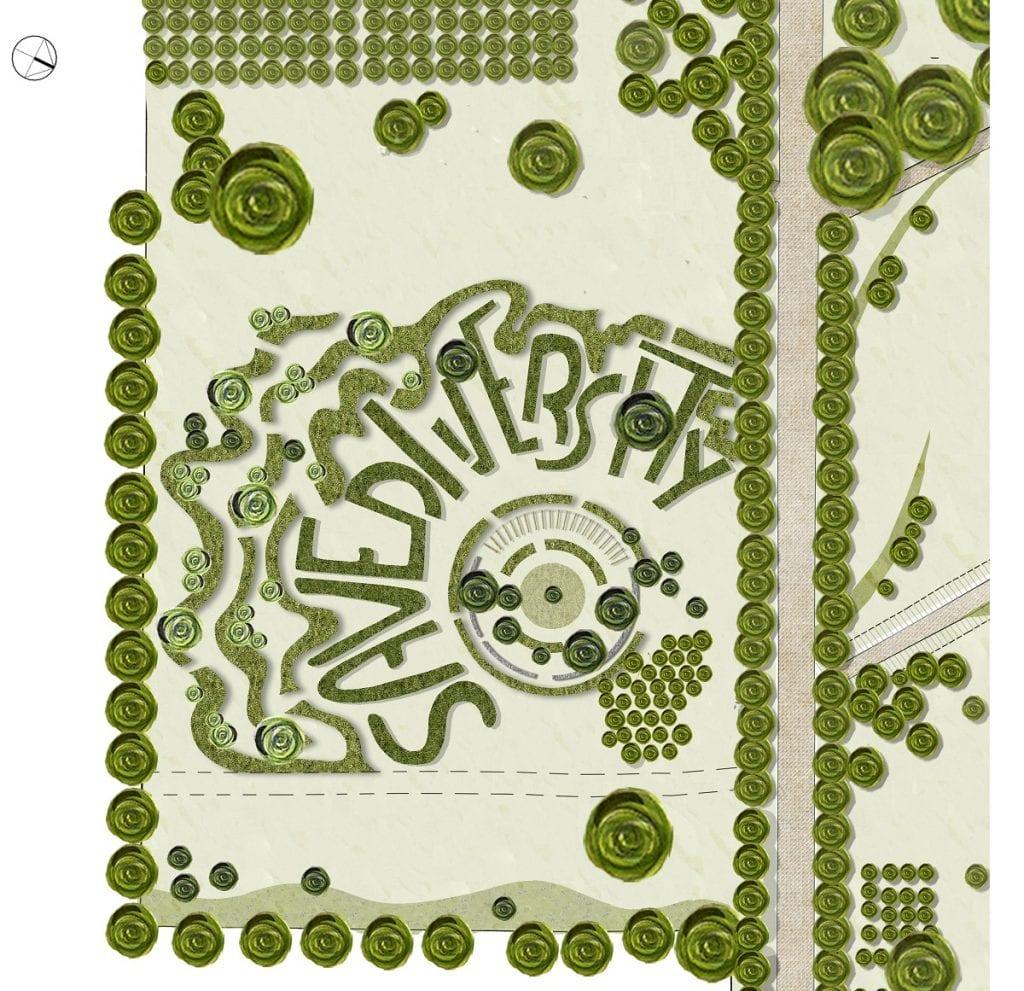 Il progetto del labirinto edule di Villa Tasca