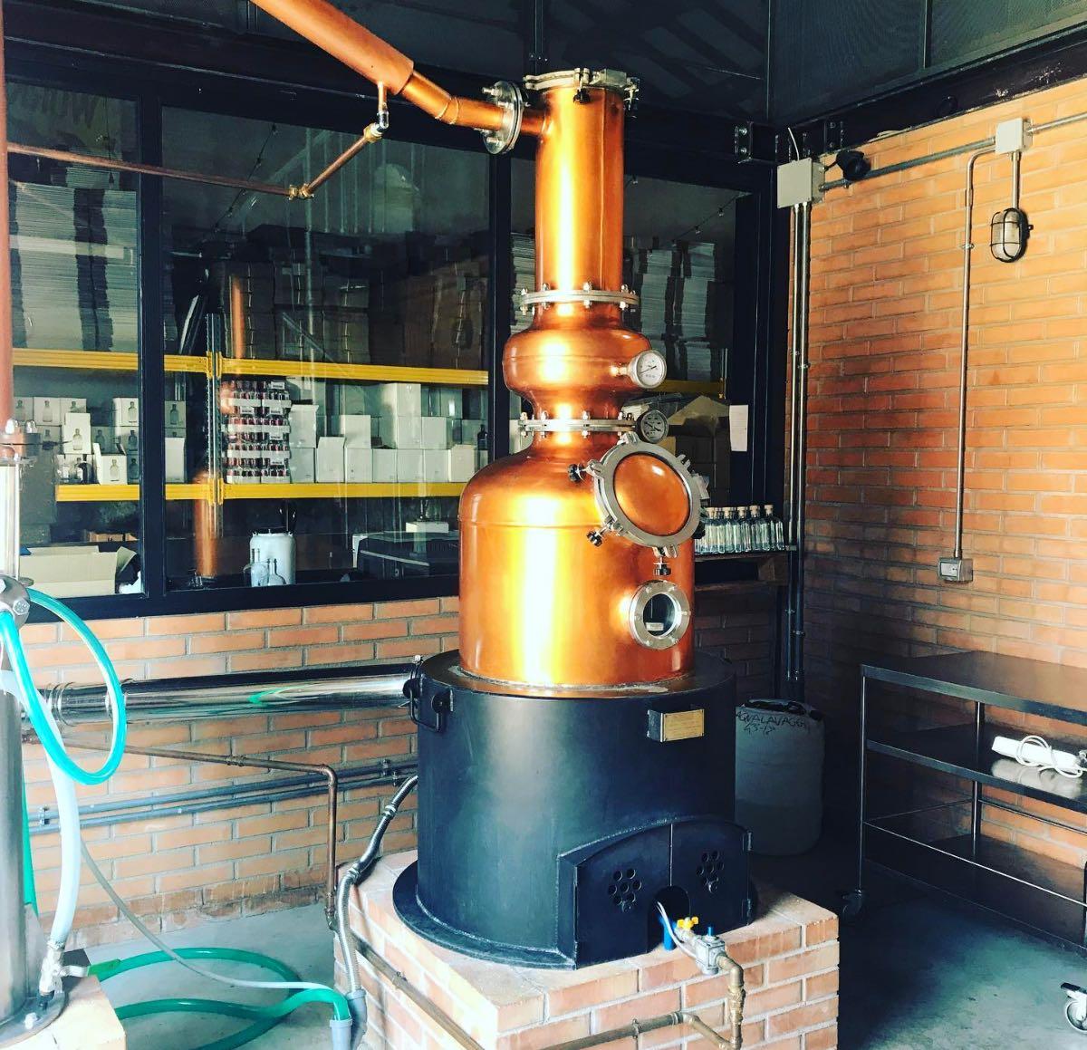 Craft Spirits Anonima Distillazioni