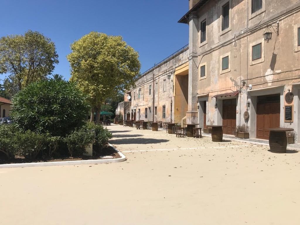 borgo di Maccaerese
