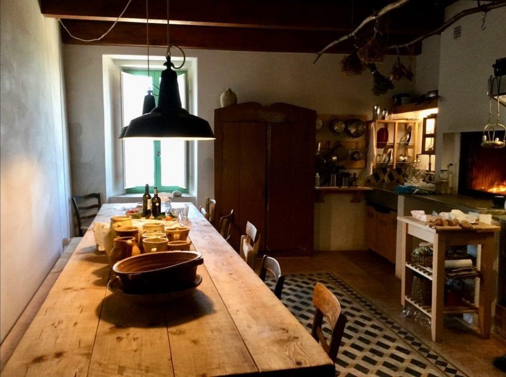 Strongoli borgo petelia cucina