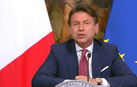 Giuseppe Conte - decreto agosto senza bonus ristorazione