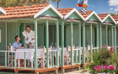 Mangiare in Versilia: Ristorante Dalmazia - Pop up del Lux Lucis dell'Hotel Principe a Forte Dei Marmi