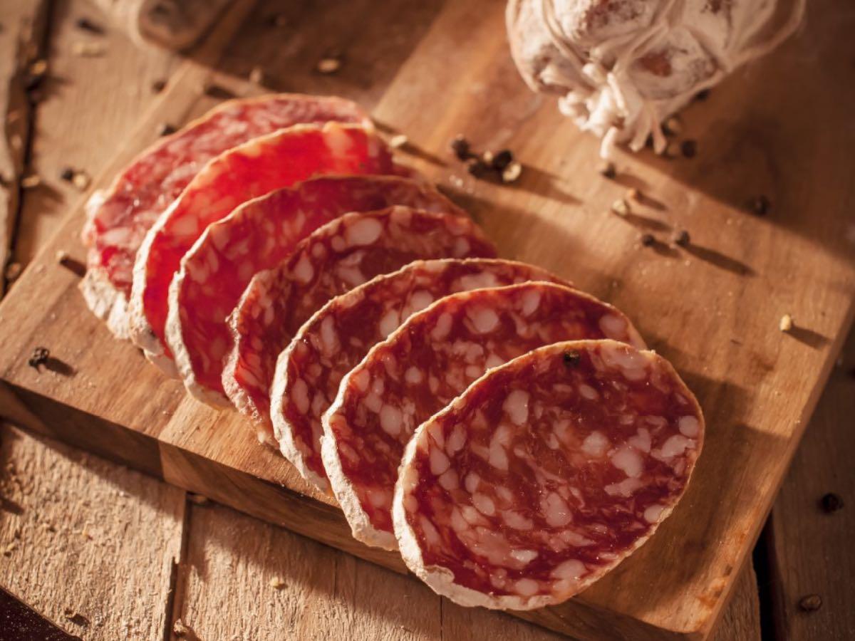 I prodotti agroalimentari più importanti della Lombardia: Salame Brianza