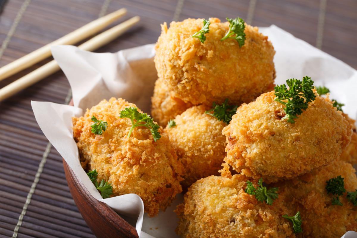 Cucina Giapponese in 5 piatti meno conosciuti. Le korokke
