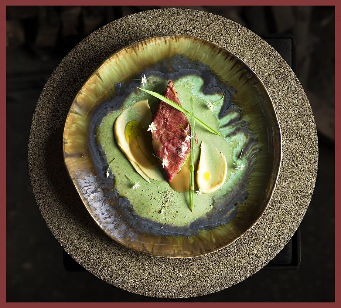 Un piatto di carne di Simone Cantafio