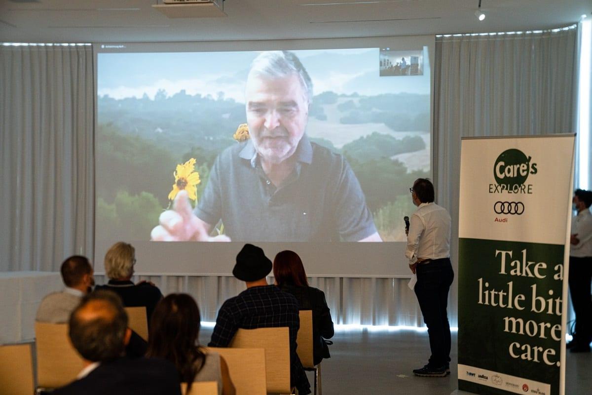 Video conferenza a Care's