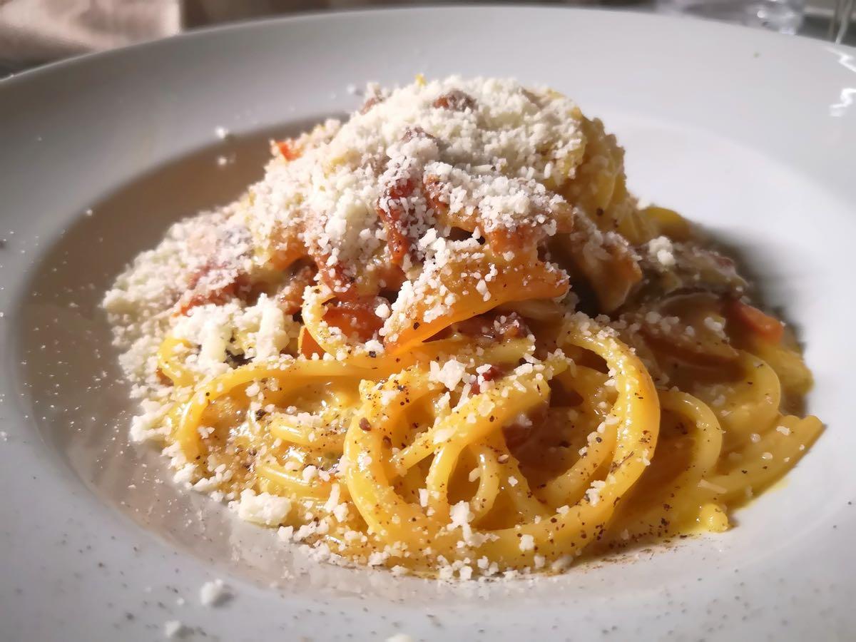 Ecco dove mangiare la migliore carbonara di Roma: Da Cesare al Casaletto