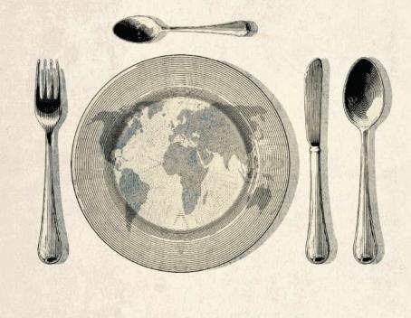 """Il libro """"Cibo"""" di Jacques Attali: Una storia globale dalle origini al futuro"""