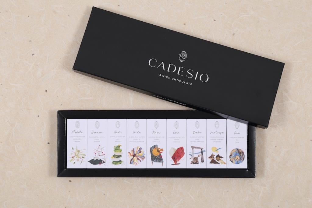 Confezione di tavolette assortite Cadesio