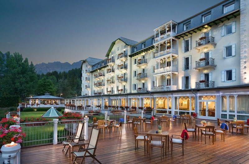 Cristallo, a Luxury Collection Resort&Spa, esterno