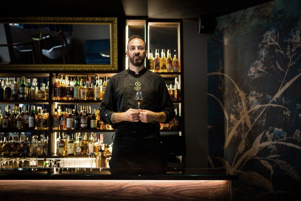 Daniele Gentili Oro Whisky Bar