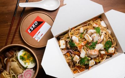Noodle take away di Esko