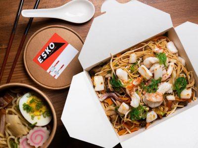 Noodle take away di Esko