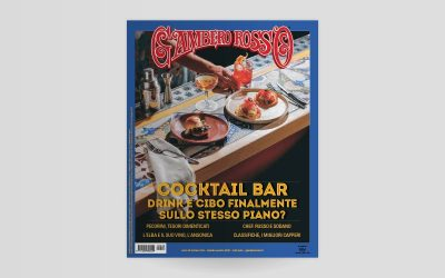 Ottobre 2020 del Gambero Rosso. Cocktail bar con cucina: quando cibo e drink viaggiano insieme