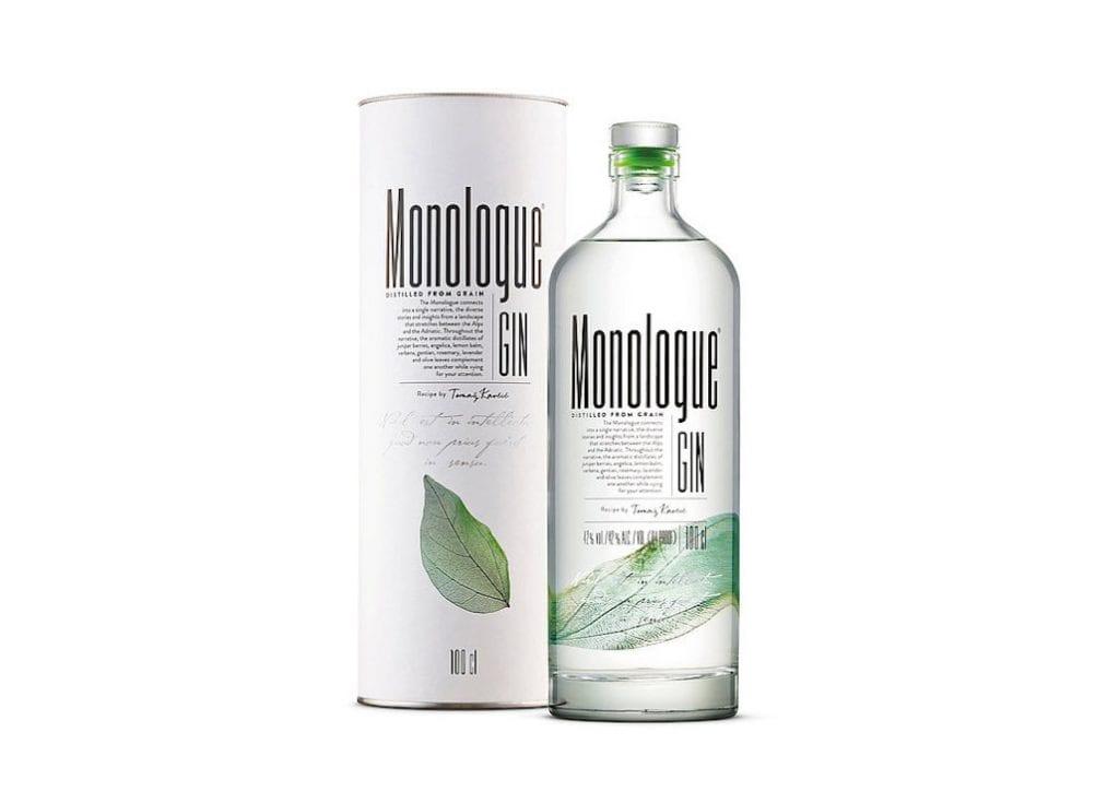 Gin Monologuedi Tomaž Kavci