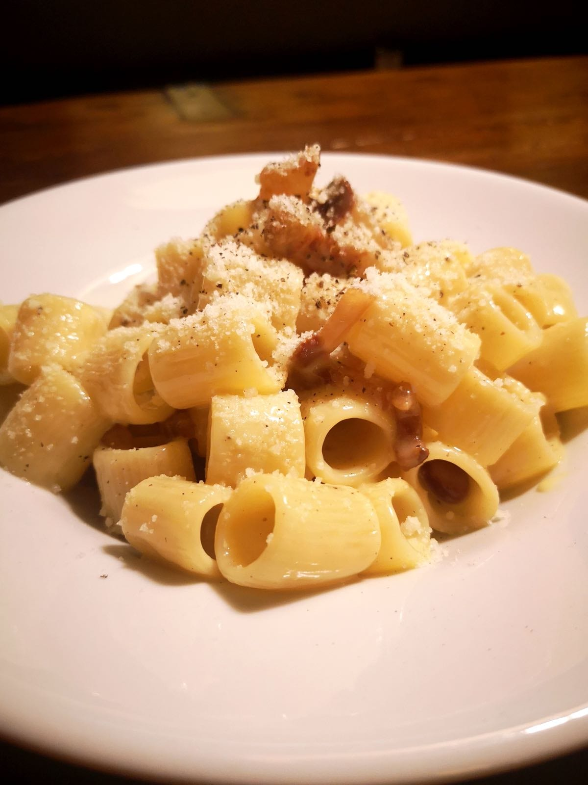 Ecco dove mangiare la migliore carbonara di Roma: La Quercia