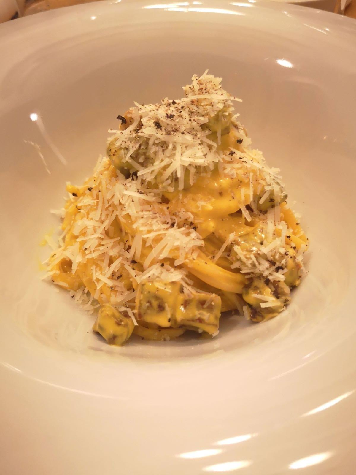 Ecco dove mangiare la migliore carbonara di Roma: Luciano