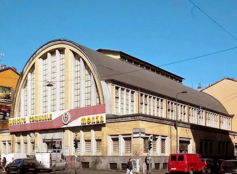 Il mercato di via Monza