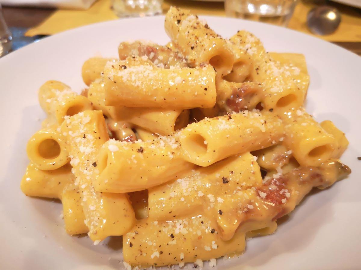 Ecco dove mangiare la migliore carbonara di Roma: Trattoria Pennestri