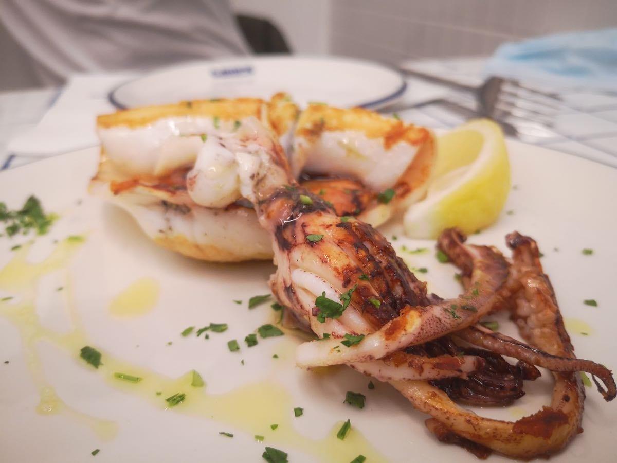 Scampo Pescheria Moderna. A Bologna la pescheria con cucina