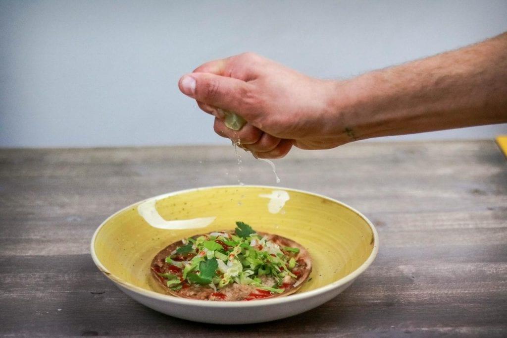 Taco lasagna Essenziale Simone Cipriani