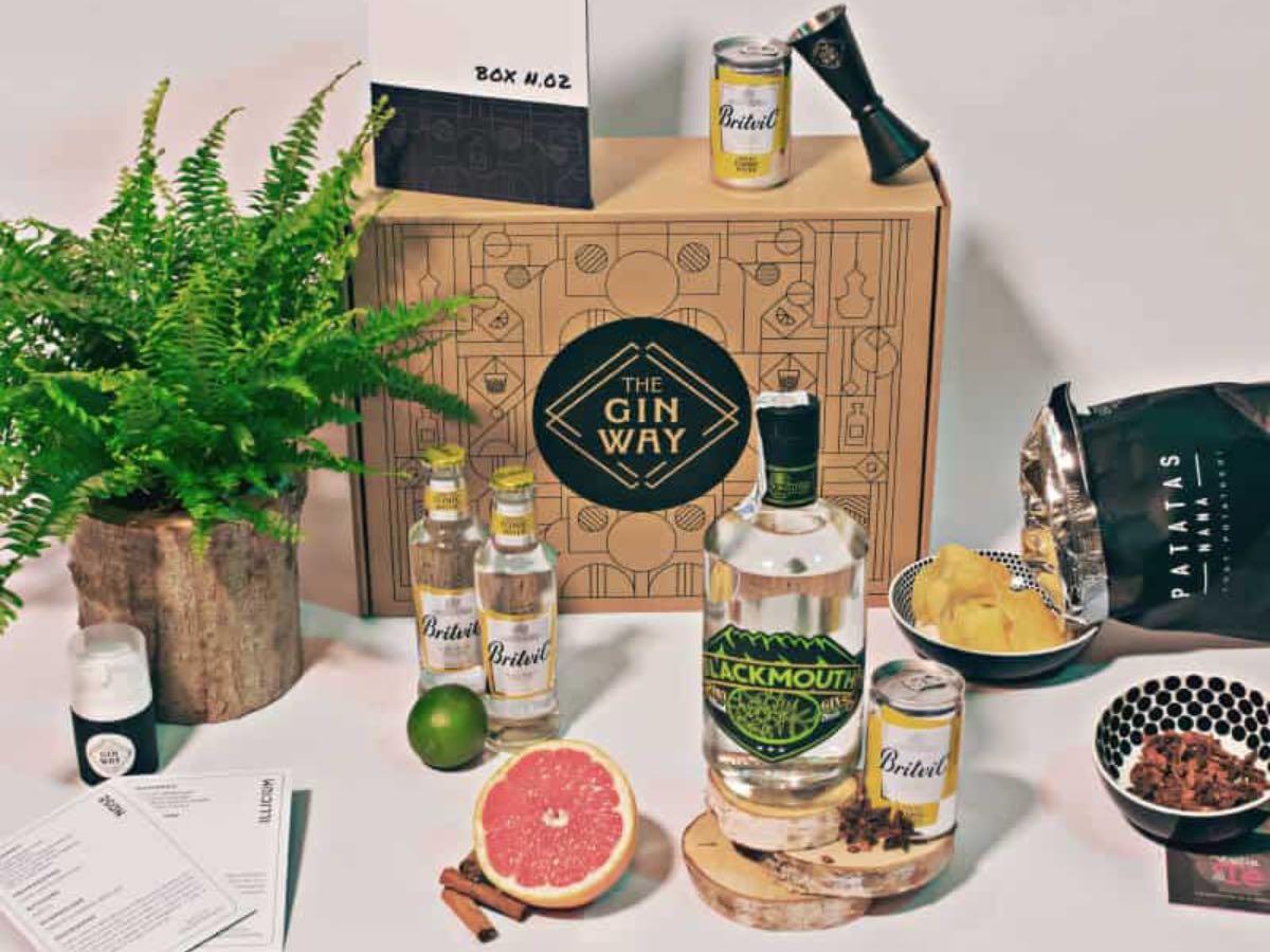 Gin e distillati a sorpresa direttamente a casa. Come funzionano The Gin Way e Icona Spirits